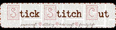 Stick Stitch Cut