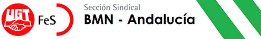 UGT BMN-Andalucía