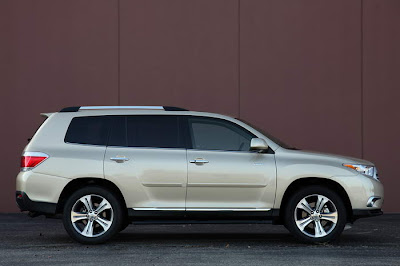 2013 Toyota Highlander Release Date and Redesign