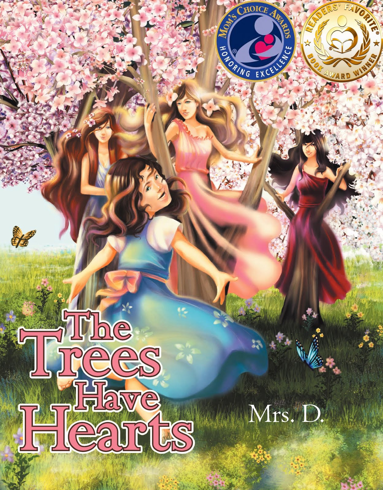 THE TREES HAVE HEARTS - MULTI AWARD WINNING!