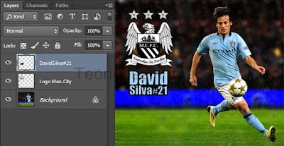 Fungsi Layer Adobe Photoshop