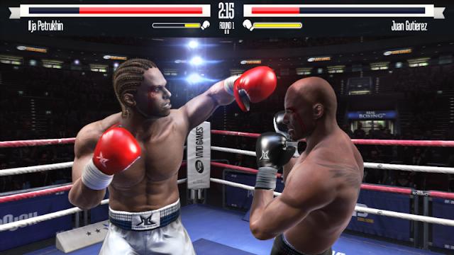 Real Boxing™ v2.2.6 Apk Mod [Dinero]
