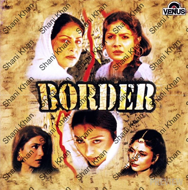 Borders Indian Movie From Hindi Movie Border