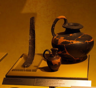 Etruscan Pottery Jugs