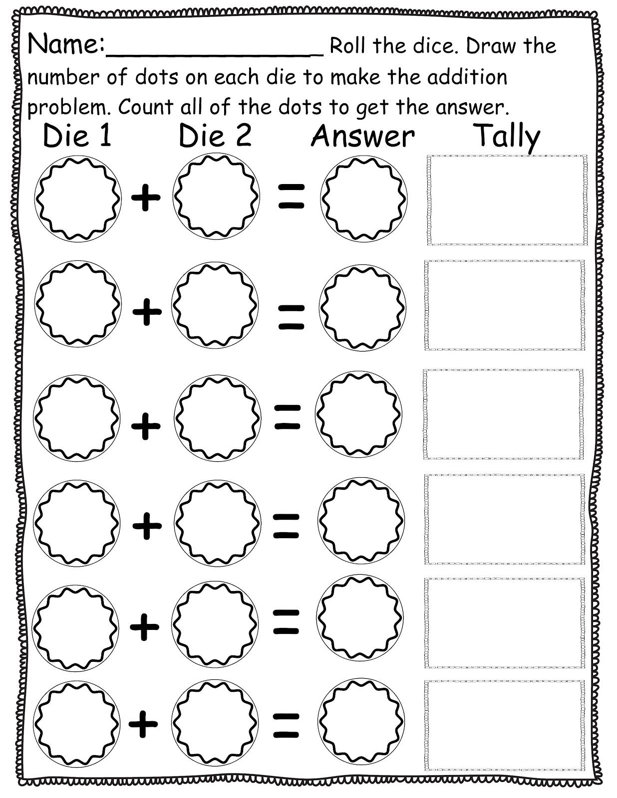 This is a graphic of Dynamic Free Printable Worksheets for Pre K