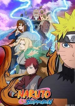 Naruto Shippuden - 10ª Temporada Desenhos Torrent Download capa