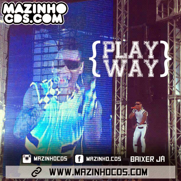 CD DE VERÃO! PLAY WAY - EXPLOSION 2015