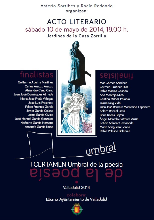 I CERTAMEN UMBRAL DE POESÍA