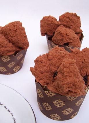 EggKnock: Brownies Kukus Mekar
