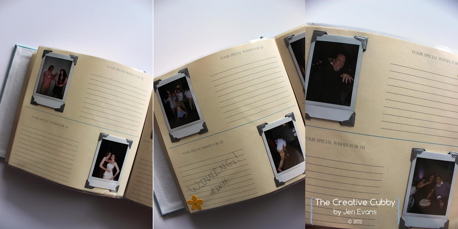 Printable Wedding Guest Book Ideas