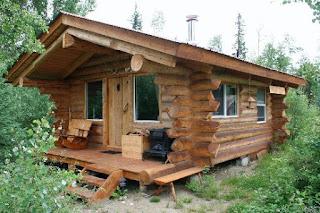 แบบบ้านไม้ชั้นเดียว