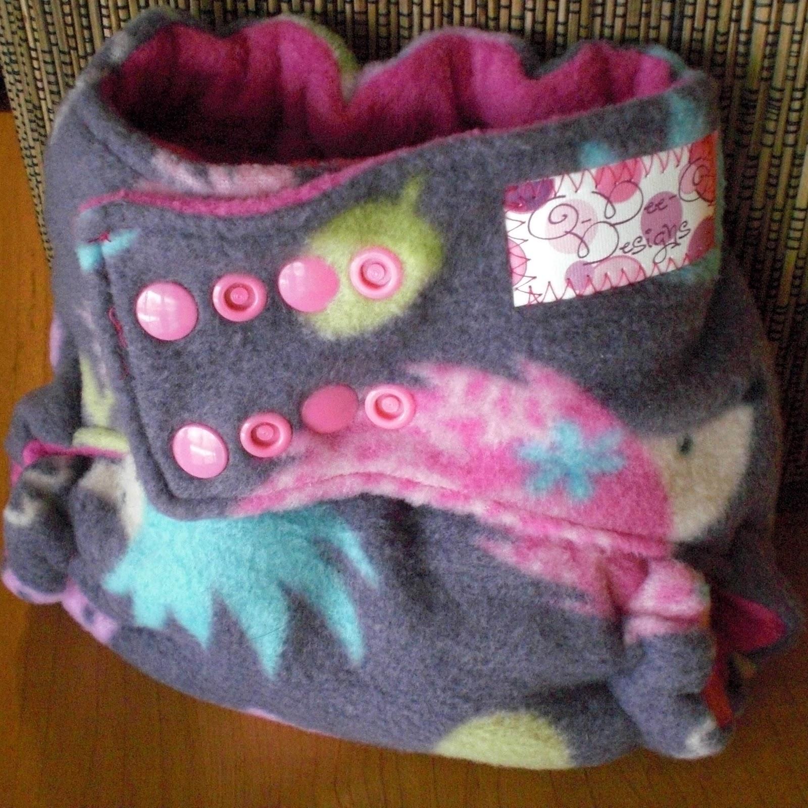 Cloth Diaper Addiction O Dee O Designs