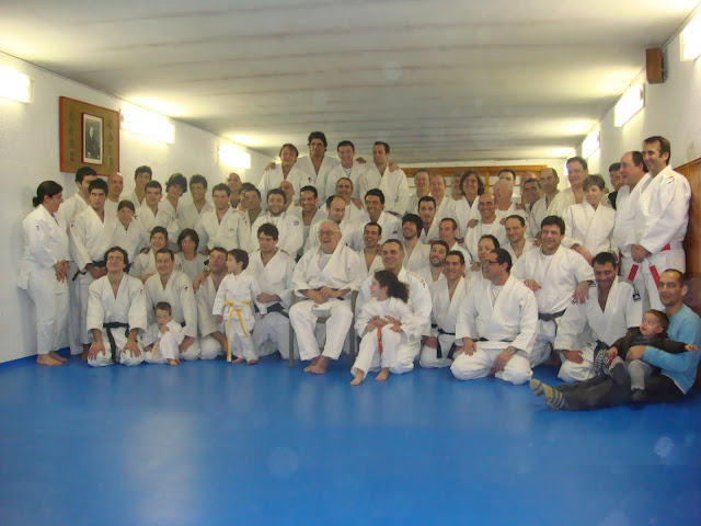 La famlia del Judo Condal