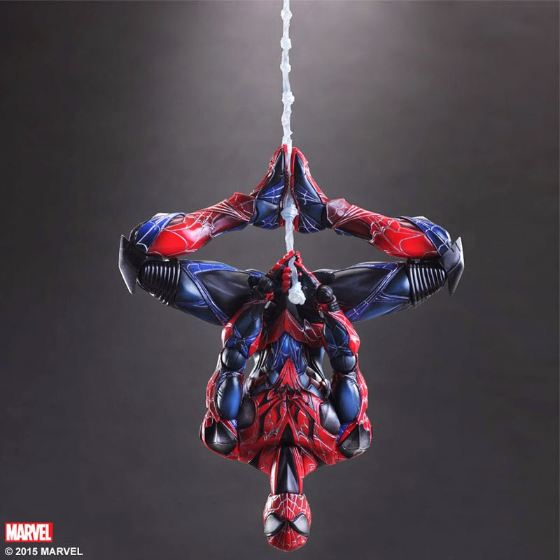 marvel spider man action figure