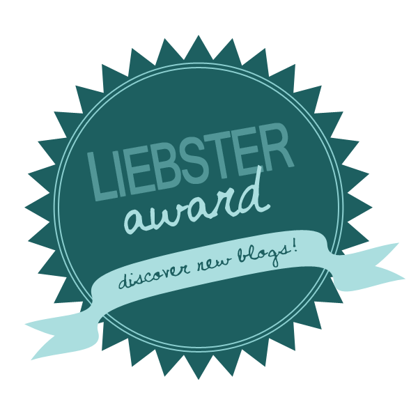 Nominación Liebster award!