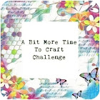 A Bit More Time To Craft Challenge