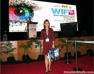 World Innovation Forum Kuala Lumpur 2013, the Future We Desire, world forum, klcc, wifkl 2013, innovation exhibition, exhibition activities
