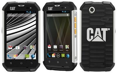 Harga dan Spesifikasi HP Smartphone Android Jelly Bean CAT B15