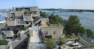 noshe safdie architecture - habitat 67