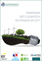Panorama des Cleantech en France en 2017