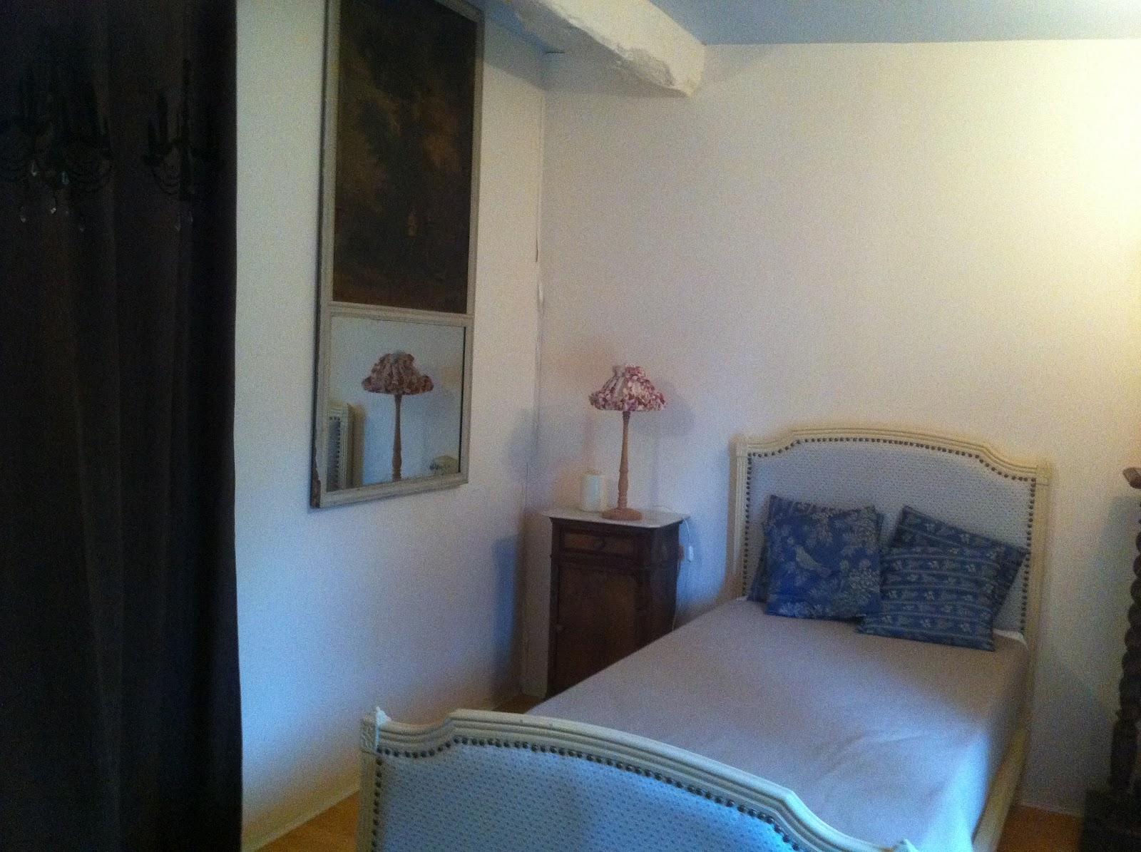 #2374A8 Maison De Vacances Ginestet: La Chambre Bleue  2357 petite chambre bleue 1600x1195 px @ aertt.com