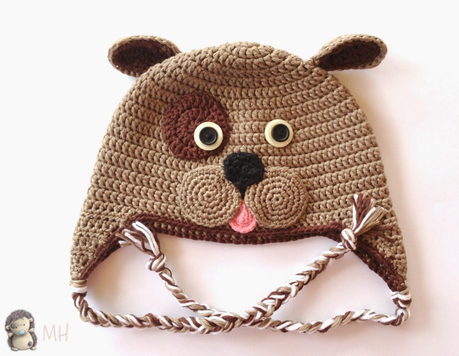 Gorro De Crochet Para Ninos