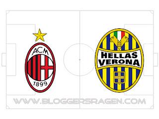 Prediksi Pertandingan AC Milan vs Verona