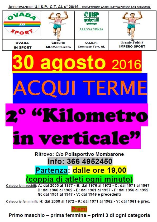 Acqui Terme 30 agosto
