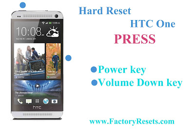 Hard Reset HTC One