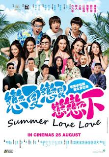 Phim Tình Hè Rực Cháy - Summer Love [Vietsub] Online