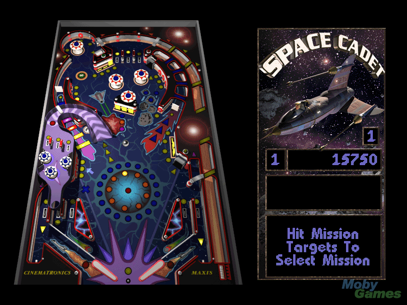 3d Pinball Space Cadet Free Online