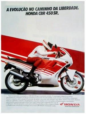 Honda+CBR450SR - HONDA CBR450SR