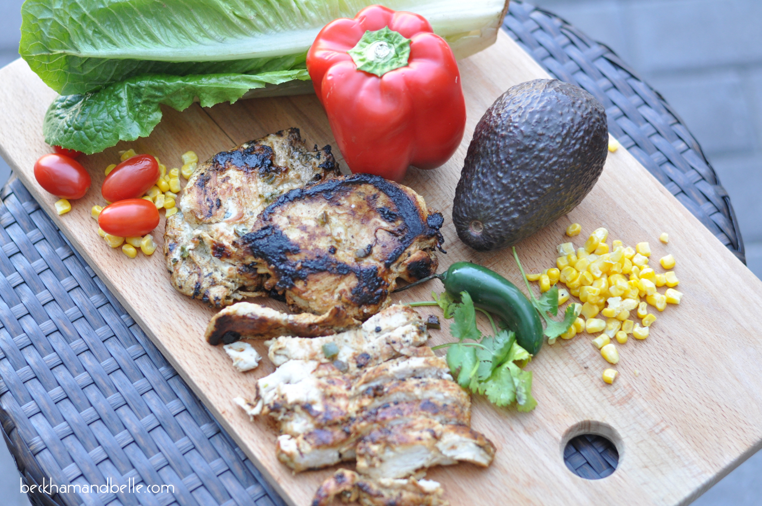 The Best Marinade - Jalepeno, Cilantro and Lime Chicken Marinade