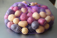 Pan-Roasted Marble Potatoes Miela Tahril