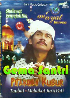 Yayat Imrona-Gema Santri