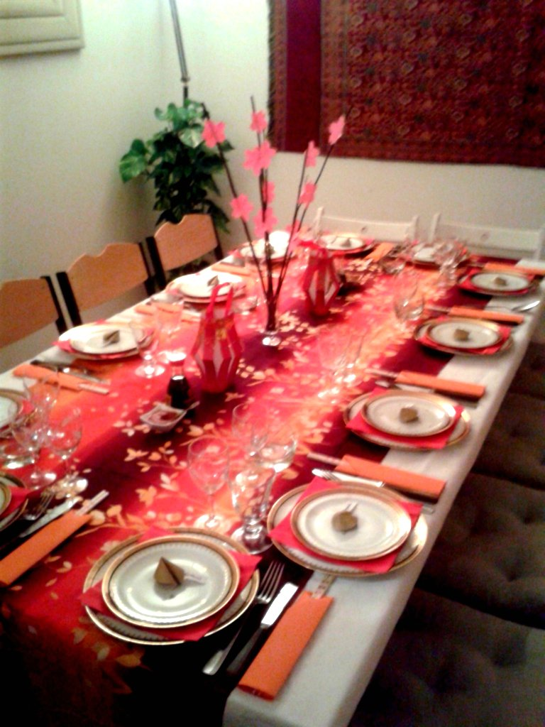 Le salon anglais supperclub r veillon du nouvel an chinois for Decoration reveillon