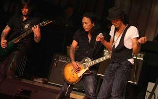 Konser Band asal Bandung /rif di Sumedang Berakhir Ricuh