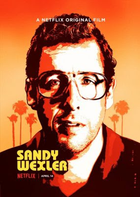 Filme Poster Sandy Wexler