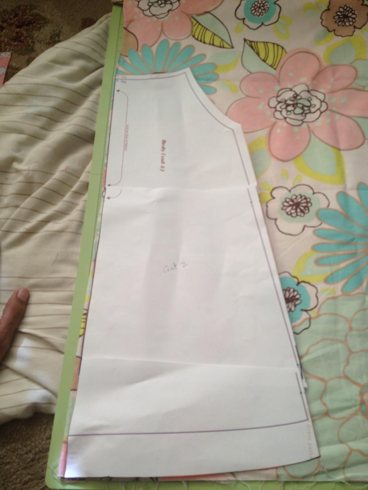 Cutting Dress