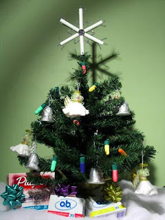 Tampon Christmas Tree
