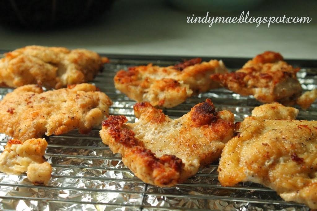 Rindy Mae: One-Skillet Chicken Parmesan