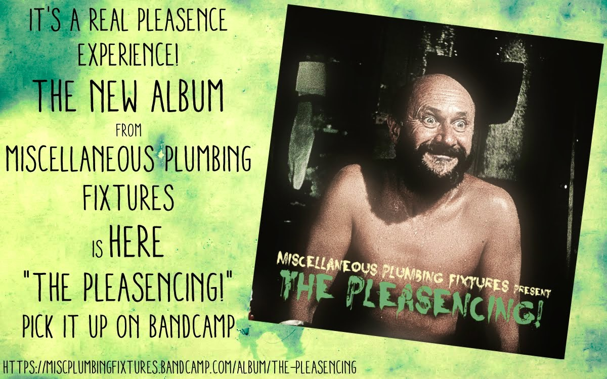 "BUY OR STREAM THE ALBUM ""THE Pleasencing!"""