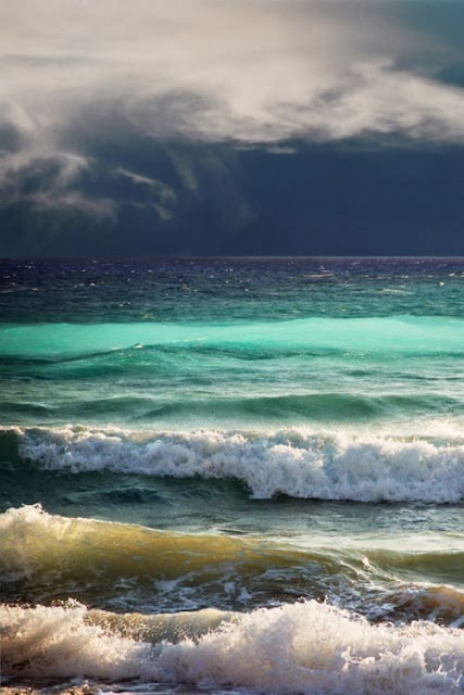 Stormy Sea Photograph