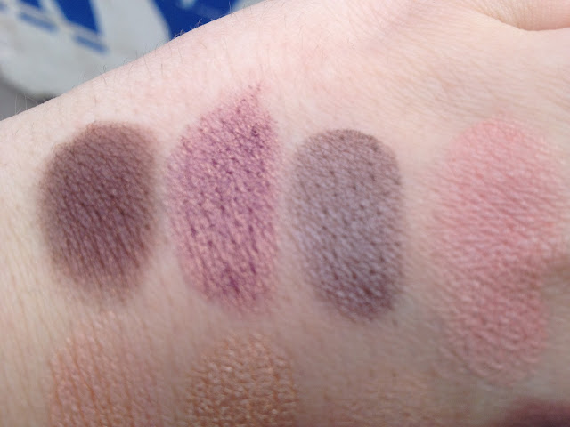 Laura Mercier Artist's Palette For Eyes: Swatches, Photos & Review