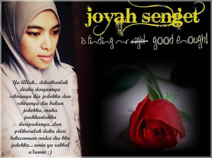 jOyah seNget