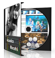 Acoustica Mixcraft 6.1 Build 217 full with serial/patch