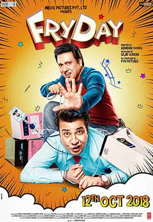 FryDay 2018 Bollywood 300MB Movie pDVDRip 480p