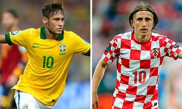 Hoy comienza el Mundial Brasil 2014