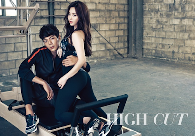 Yura Girl's Day High Cut Vol. 159