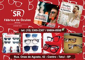 SR Fábrica de Óculos Ótica